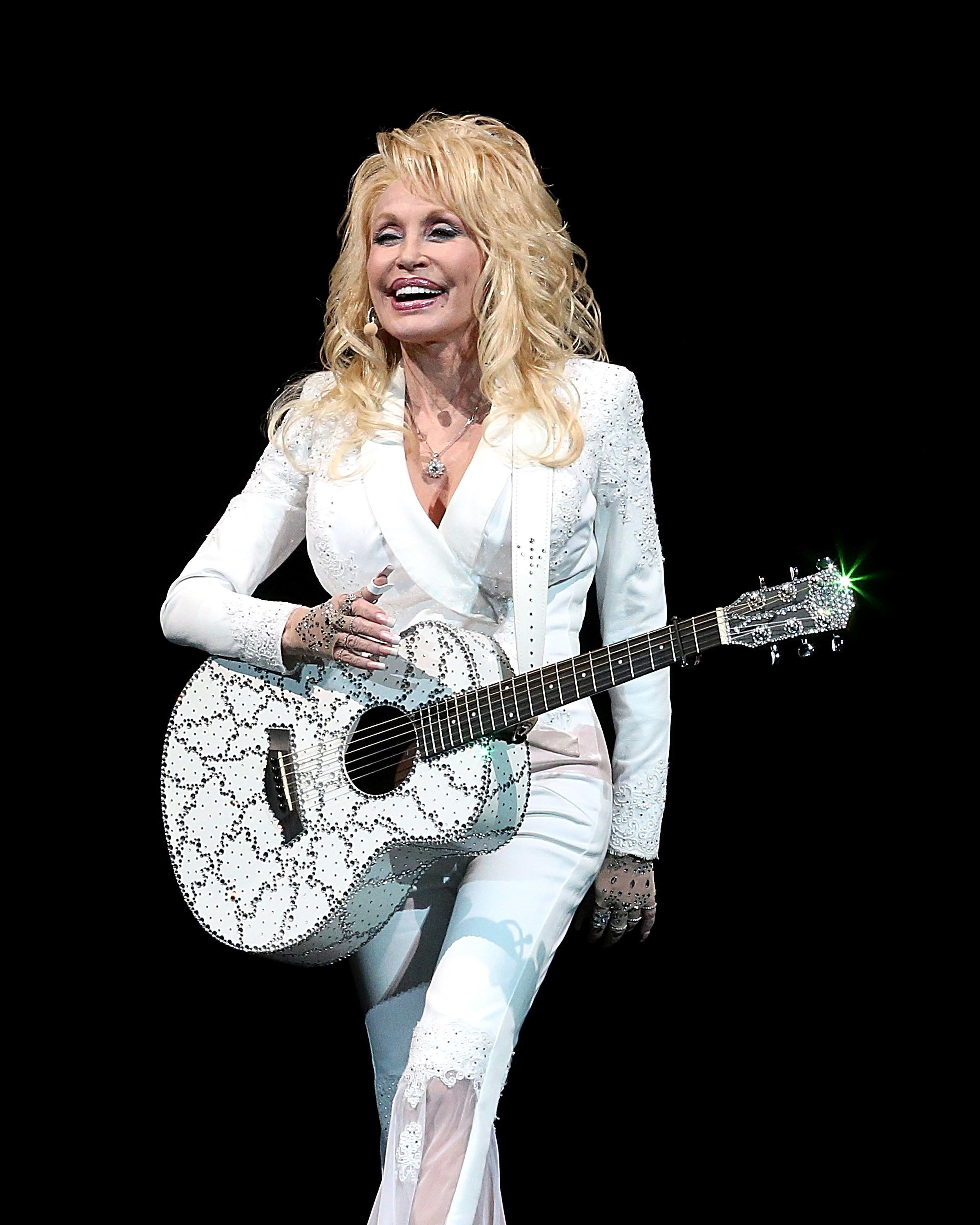 Drop Everything, Dolly Parton Is Releasing A Children's