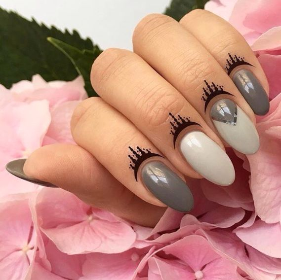 Step Aside Nail Art, Because Cuticle Tattoos Are The New Trend We're Loving On