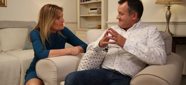 Paul Burrell Tells 'In Therapy' That 'Suppressing' Sexuality Became A 'Black Cloud' Over Him