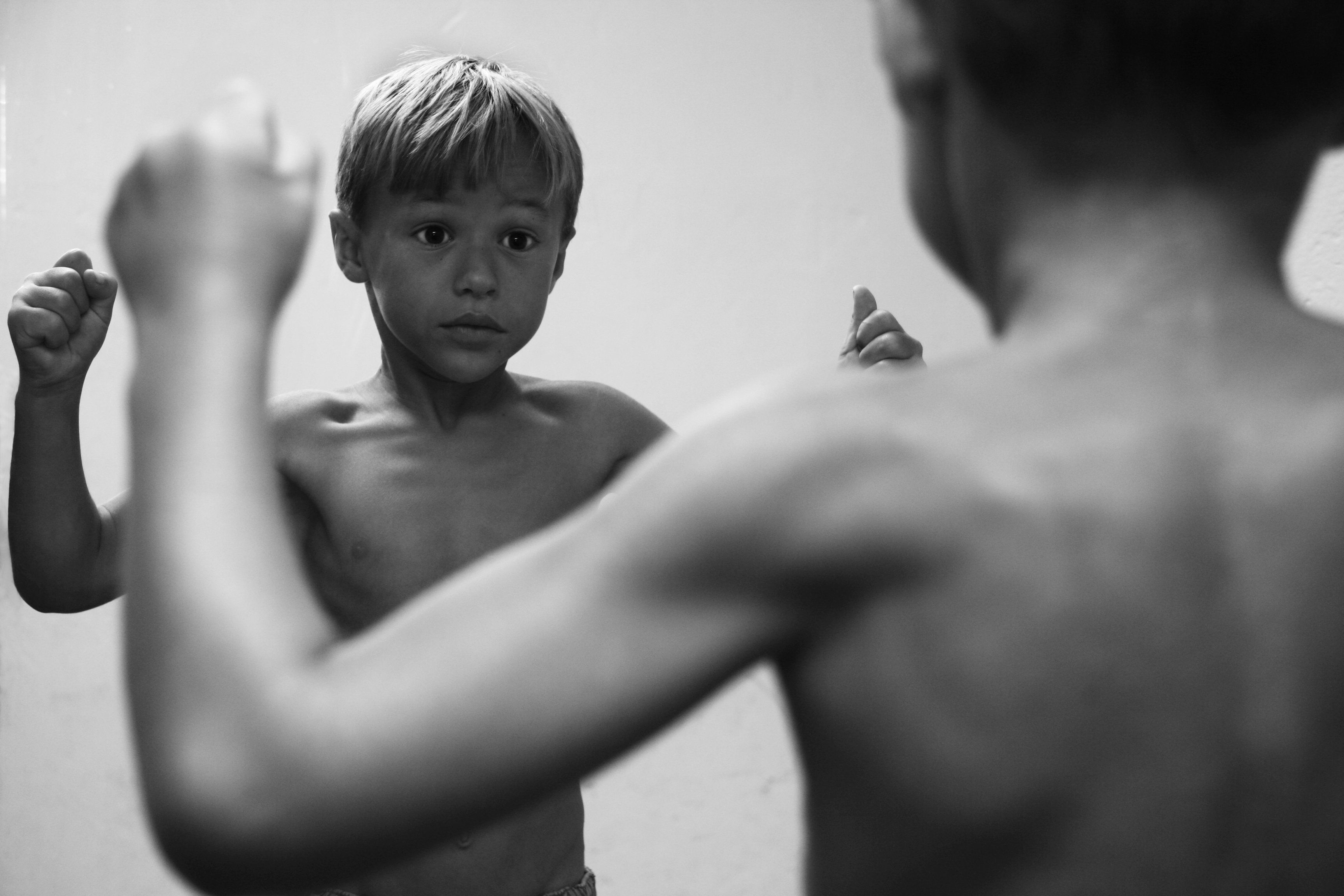 Talking To Boys About Body Image Is Crucial For