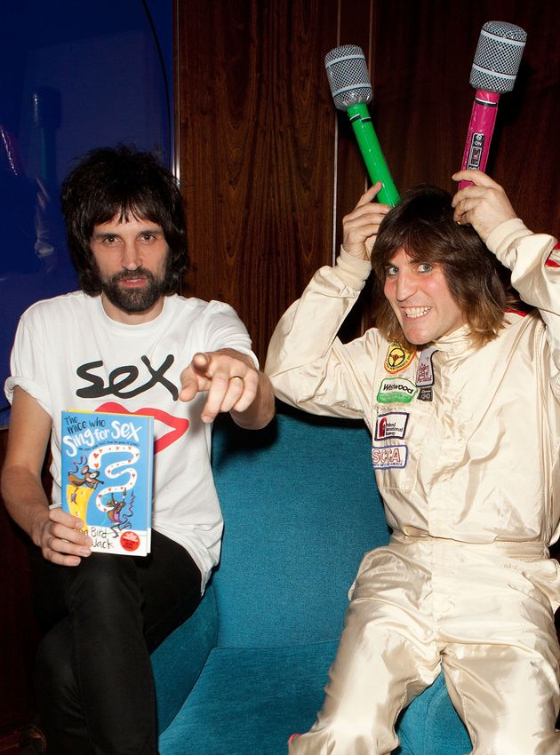 Sergio Pizzorno convinced Noel to get involved in the baking