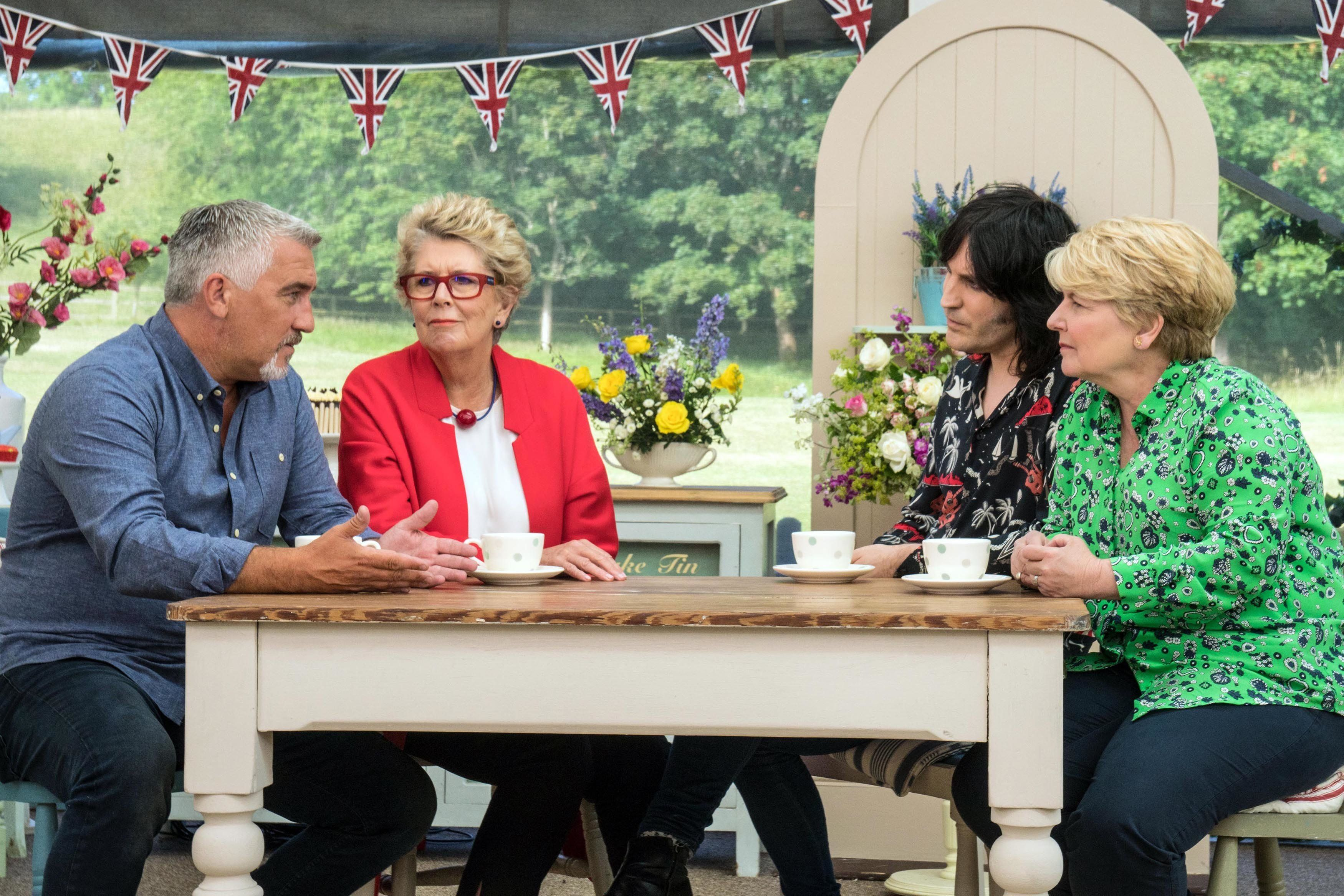 9 Reasons Why 'The Great British Bake Off' Is As Tasty As