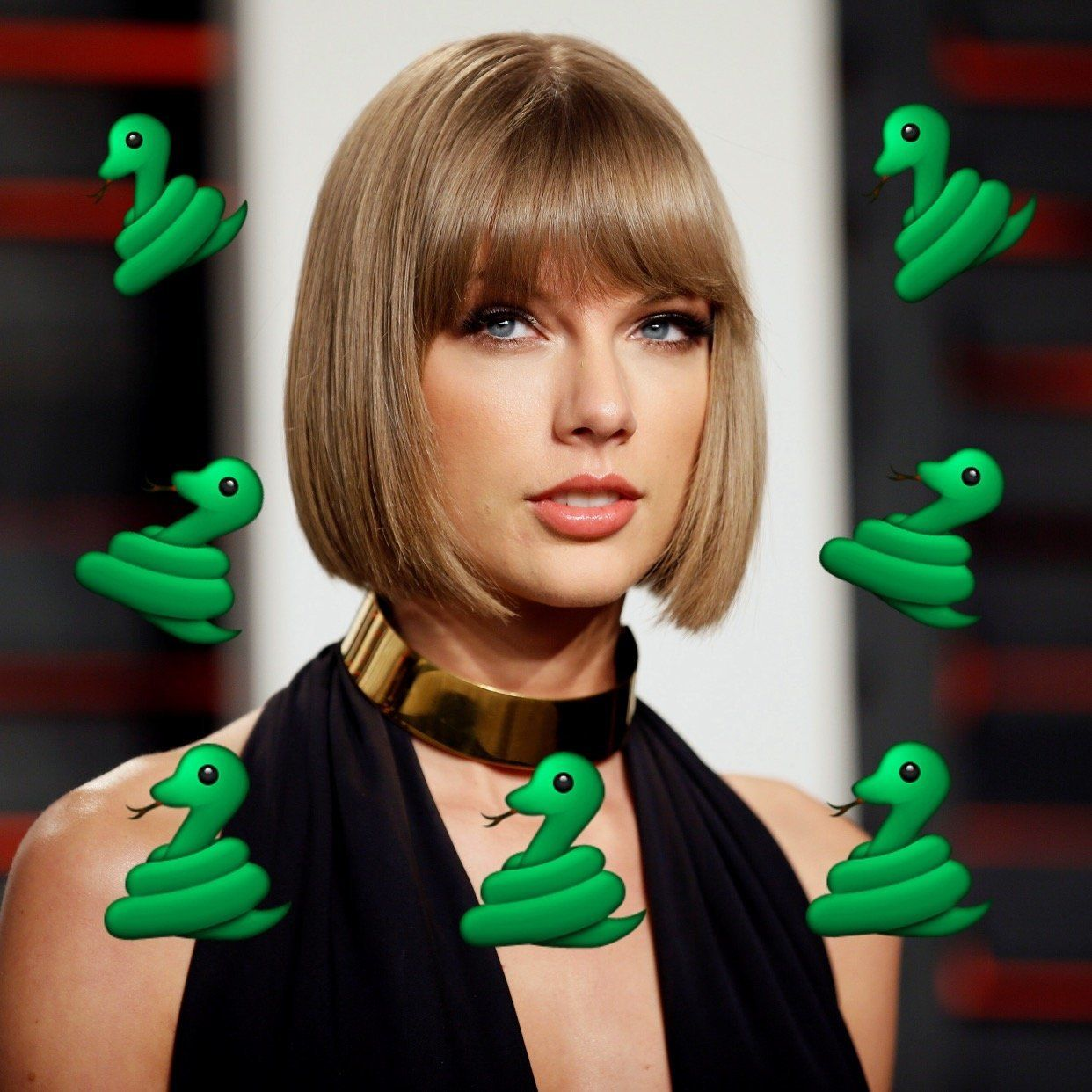 Taylor Swift Slithers Back To Social Media With Cryptic