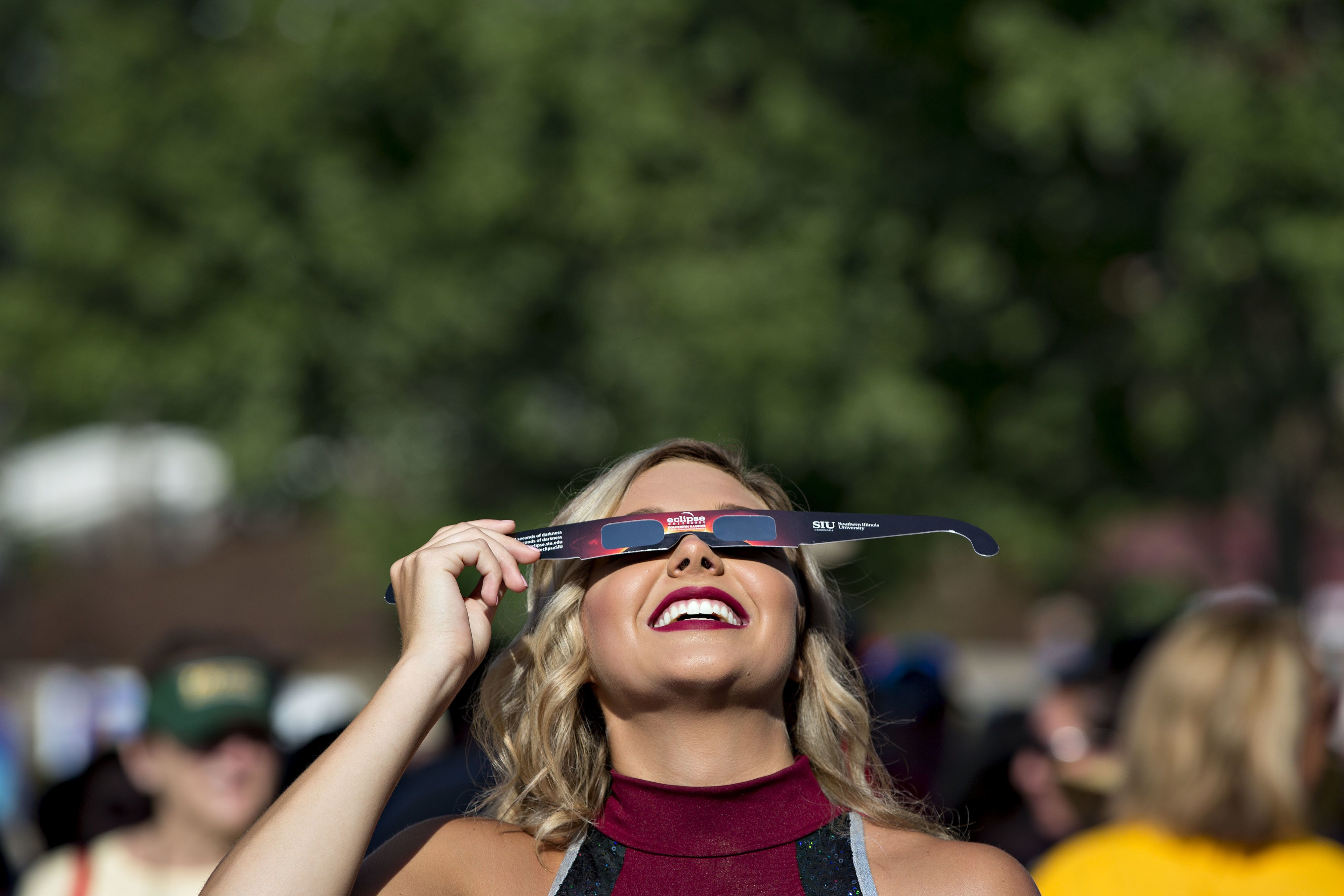 Watch The US Total Solar Eclipse