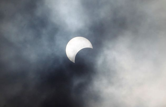 Watch The US Total Solar Eclipse Livestream In The