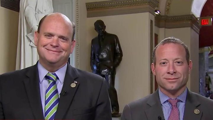 Co-chairs of the Problem Solvers Caucus, U.S. Reps. Tom Reed (R-NY) and Josh Gottheimer (D-NJ), have proposed a bipartisan bi