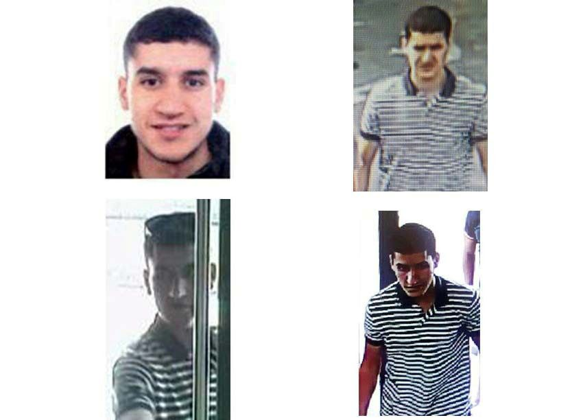 Barcelona Attack Main Suspect Younes Abouyaaqoub Shot Dead By