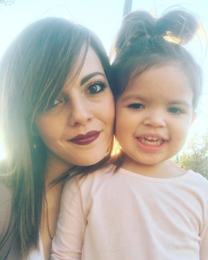 Hayley Booth shared an inspiring Facebook post about co-parenting.