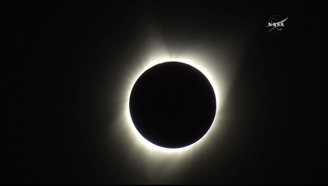 These Pictures From The Solar Eclipse Are Absolutely