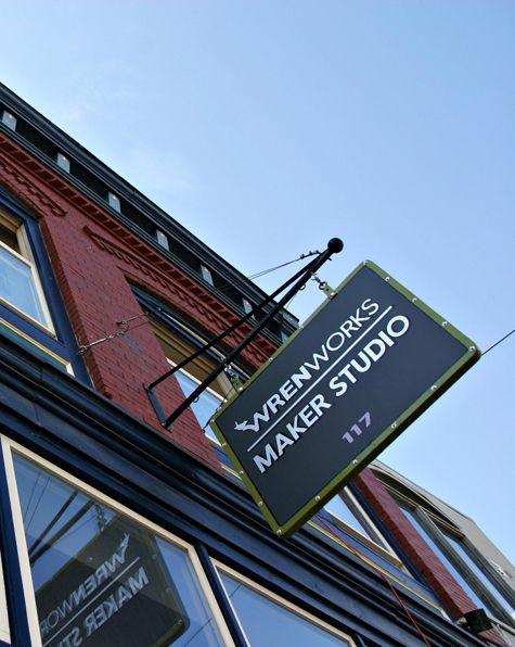 WREN Makers' Studio / NHPR