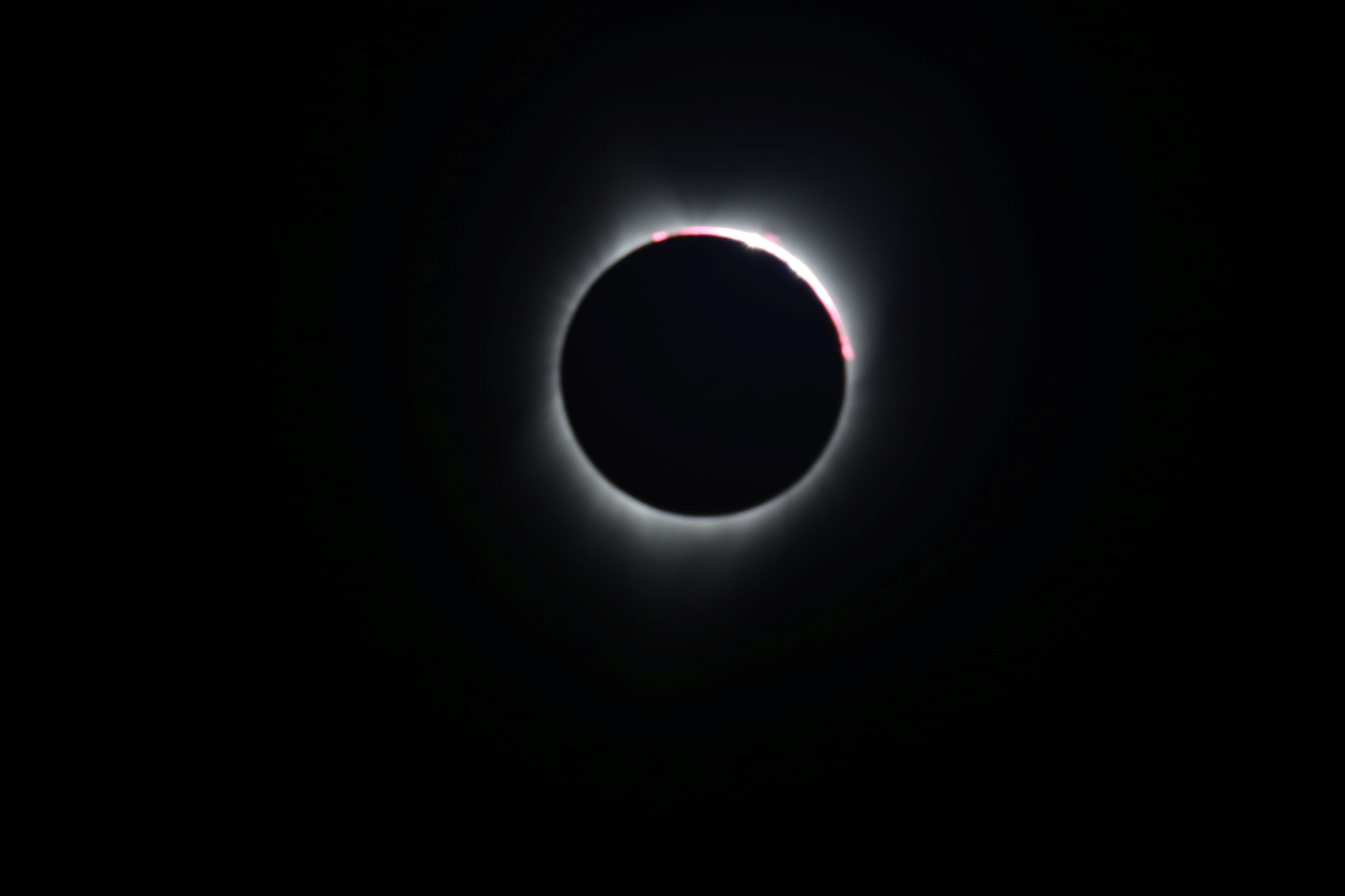 US Experiences First Nationwide Total Solar Eclipse In Almost 100