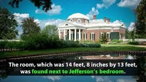 Sally Hemings' room at Monticello