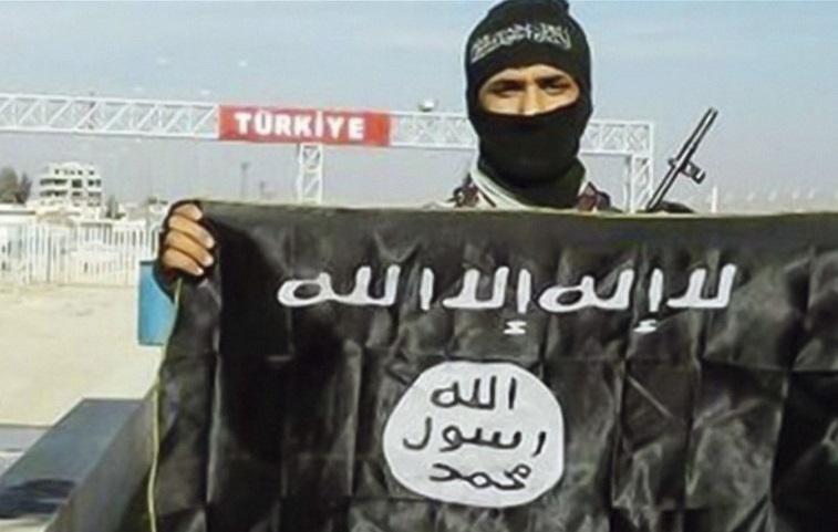Erdogan conveys Turkey's unease over USA support for Kurdish militants