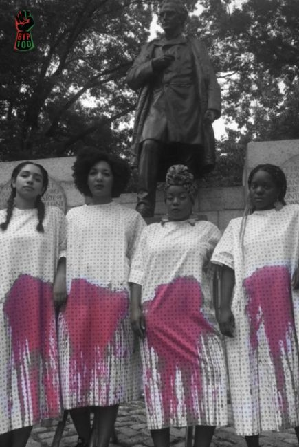 Why Black Women Are Protesting A Statue Of This Famed