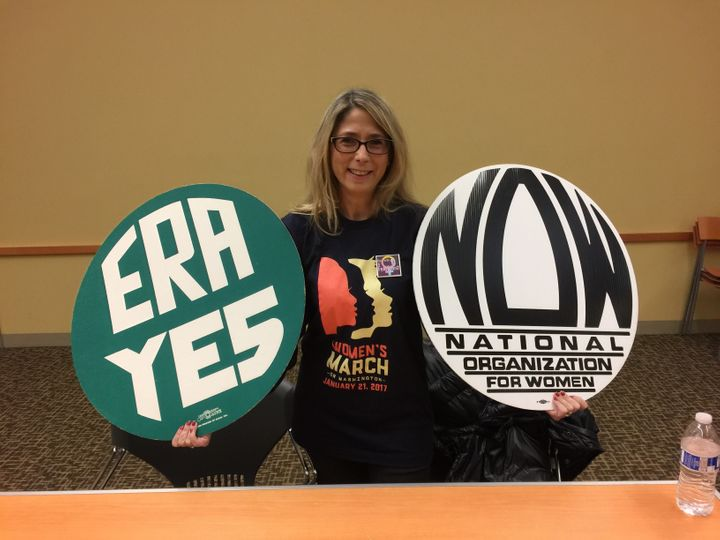 ERA Yes:  NOW has always been instrumental in leading the foray for women's rights.