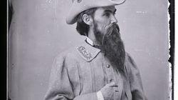 O general da Confederação que foi