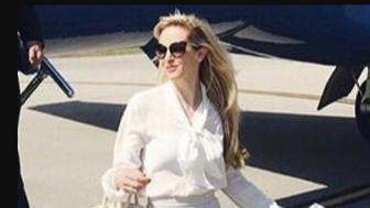 Louise Linton wife of Treasury Secretary Steven Mnuchin responds to a critic on Instagram
