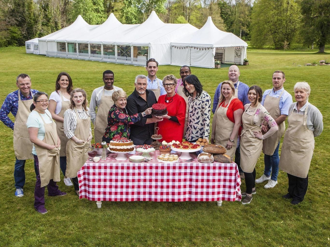 Channel 4 Reveals Hopes For 'Great British Bake Off' Viewing Figures
