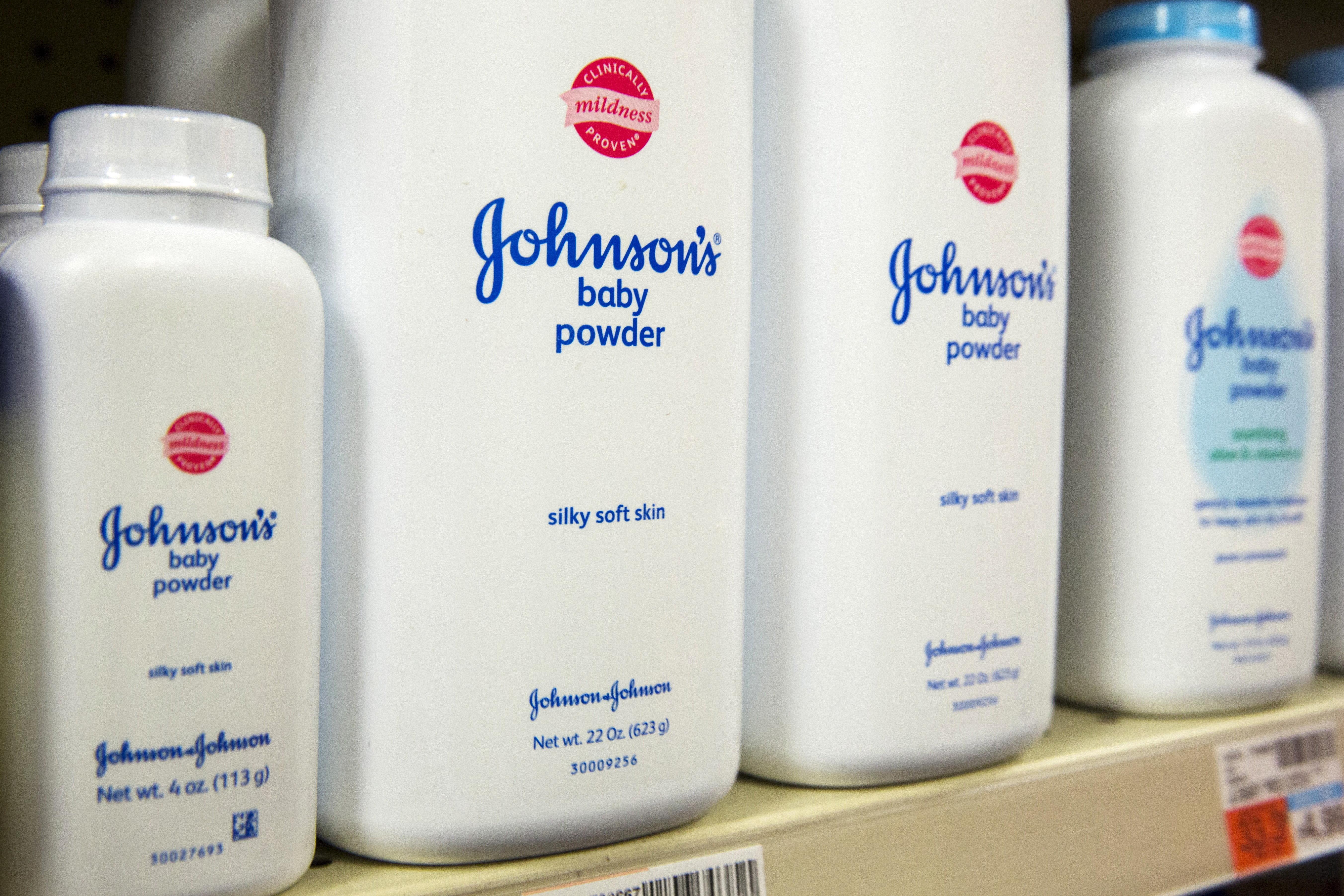 LA Jury Awards $417M to User of Johnson & Johnson Baby Powder