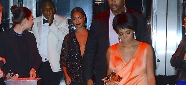 It's Been Three Years, But Jay-Z Has Finally Spoken About That Elevator Incident