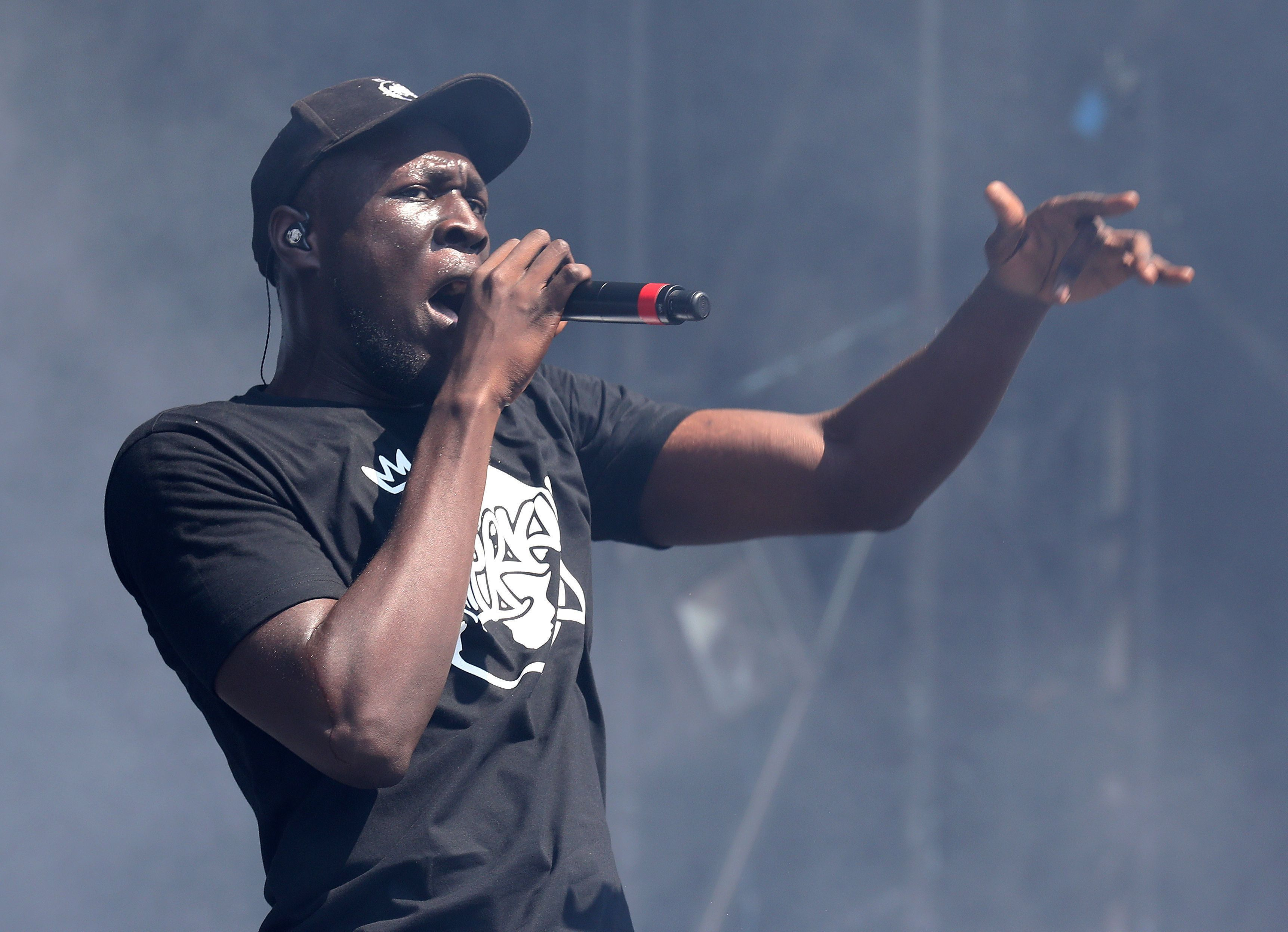 Stormzy Asks If Police Only Carry Out Raids For 'Black Events' After Notting Hill Carnival 'Drug