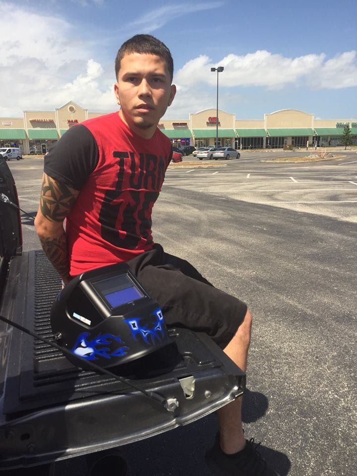Suspected car thief Jocsan Feliciano Rosado 22 was arrested by Florida deputies after pulling over to watch Mondays solar eclipse authorities said