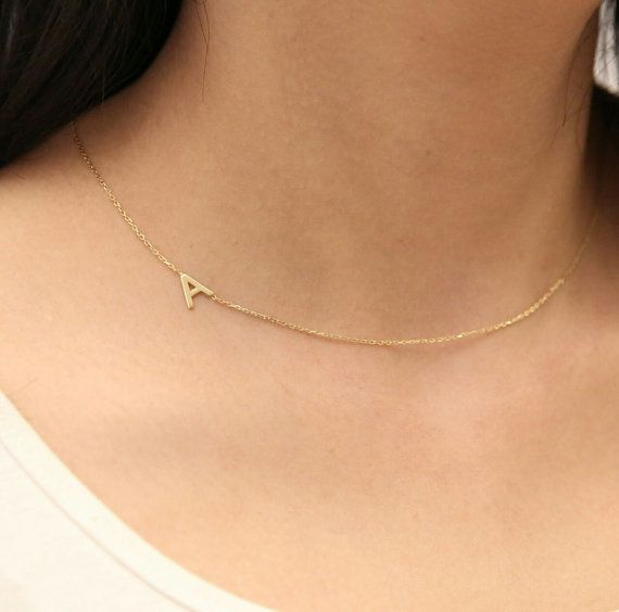 When it comes to gifts, virgos want you to dig a little deeper. Make them feel special and unique with this initial neck