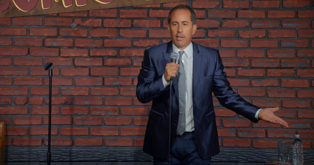 Jerry Seinfeld in