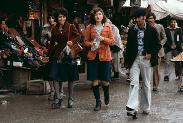 Fashion in 70s