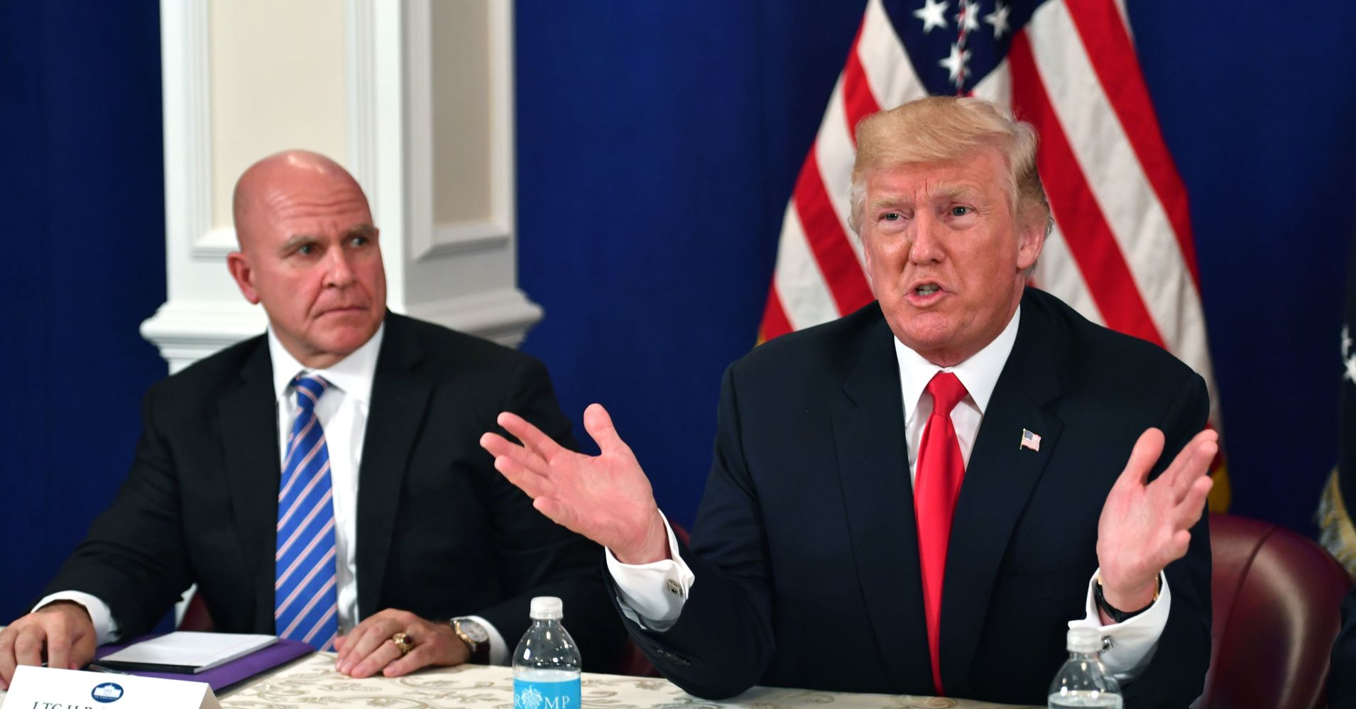 H.R. McMaster Showed Trump Photo Of Afghan Women In Miniskirts To Escalate War