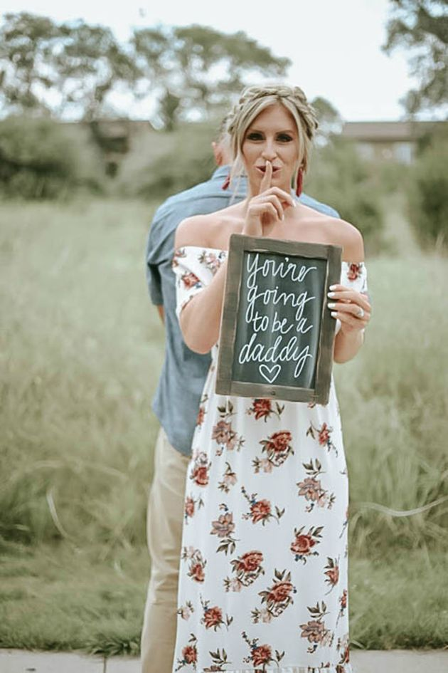 On June 22, Chelsie Morales surprised her husband, Will, with some big news.