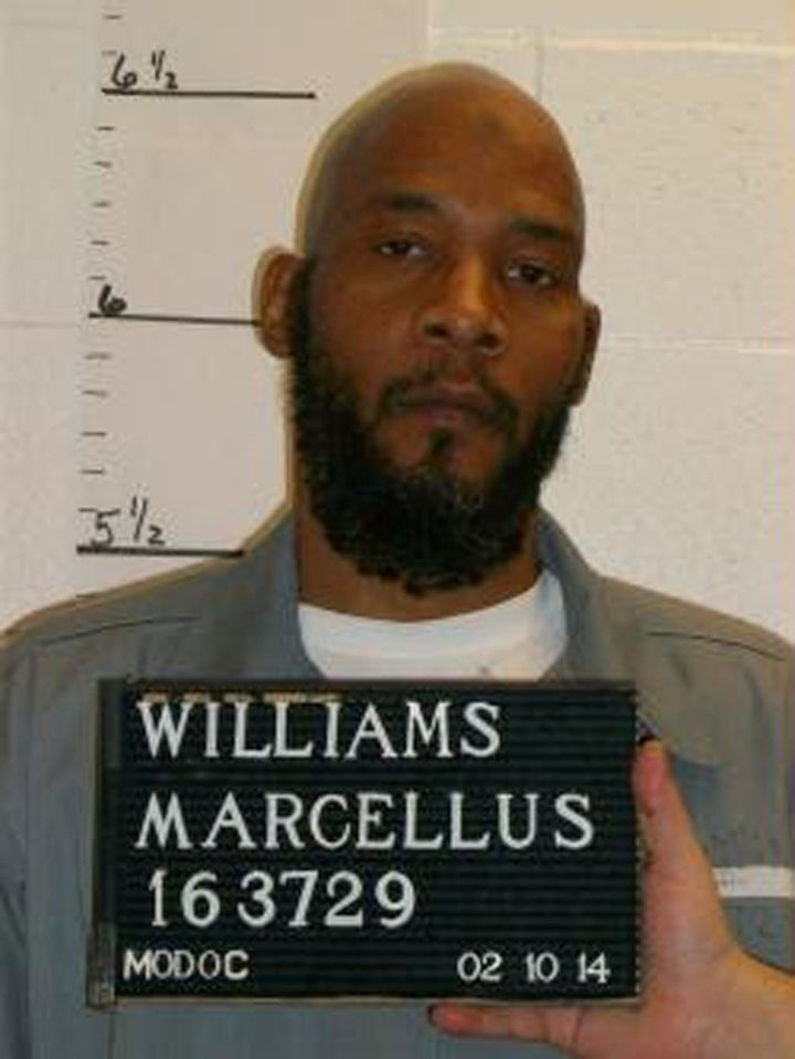 Deathrow inmate Marcellus Williams is pictured in this undated handout photo.