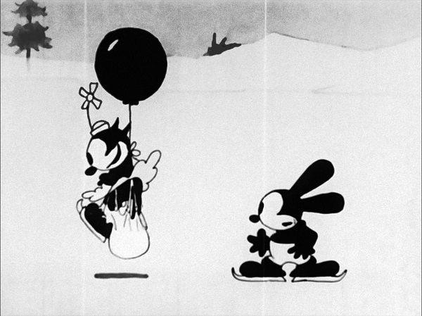 "Oswald The Lucky Rabbit in ""<a rel=""nofollow"" href=""https://www.youtube.com/watch?v=BeXv0CW1DFI"" target=""_blank"">Sleigh Bells"