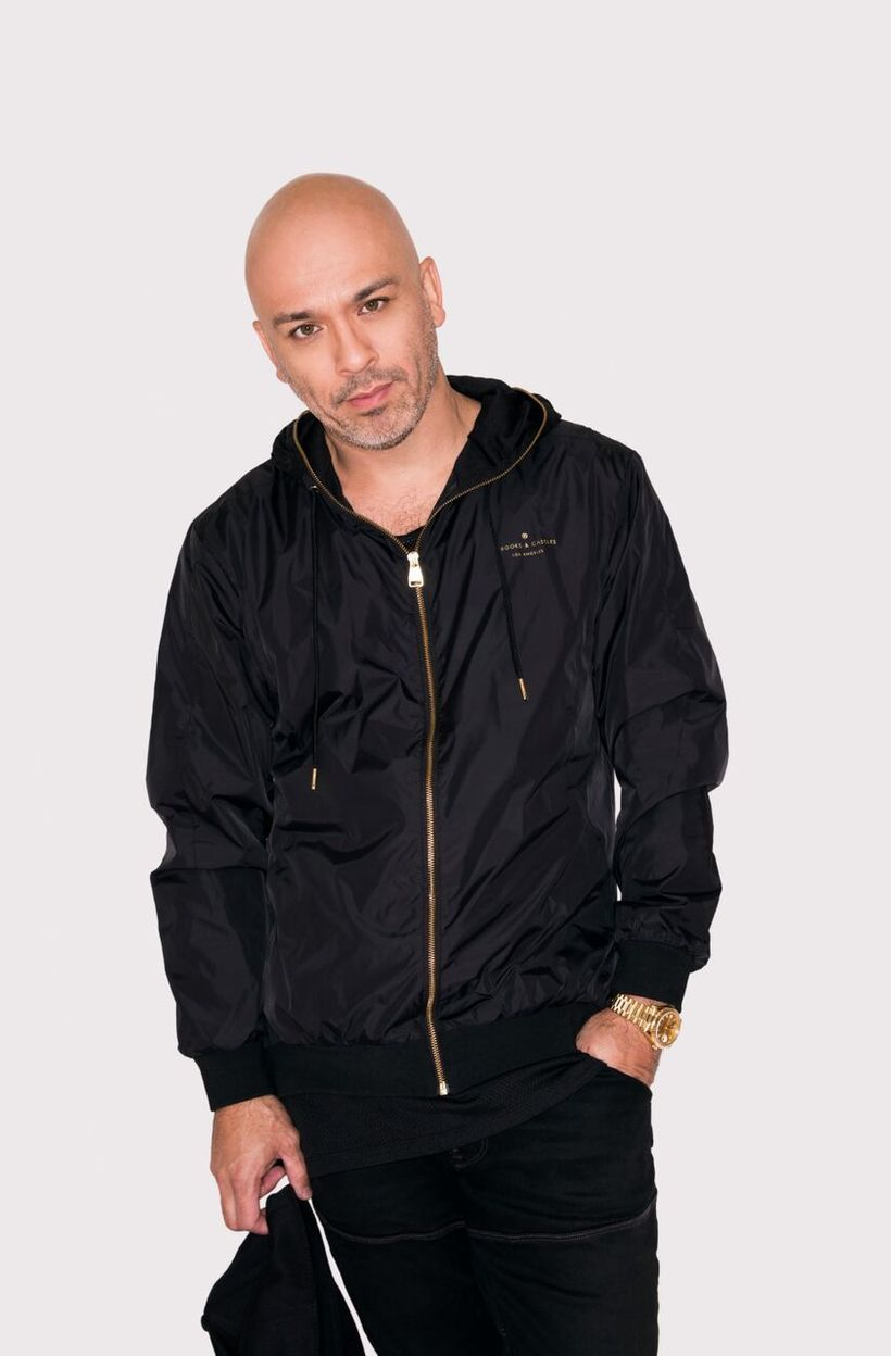 Funny man Jo Koy credits his family for much of his comedic success.