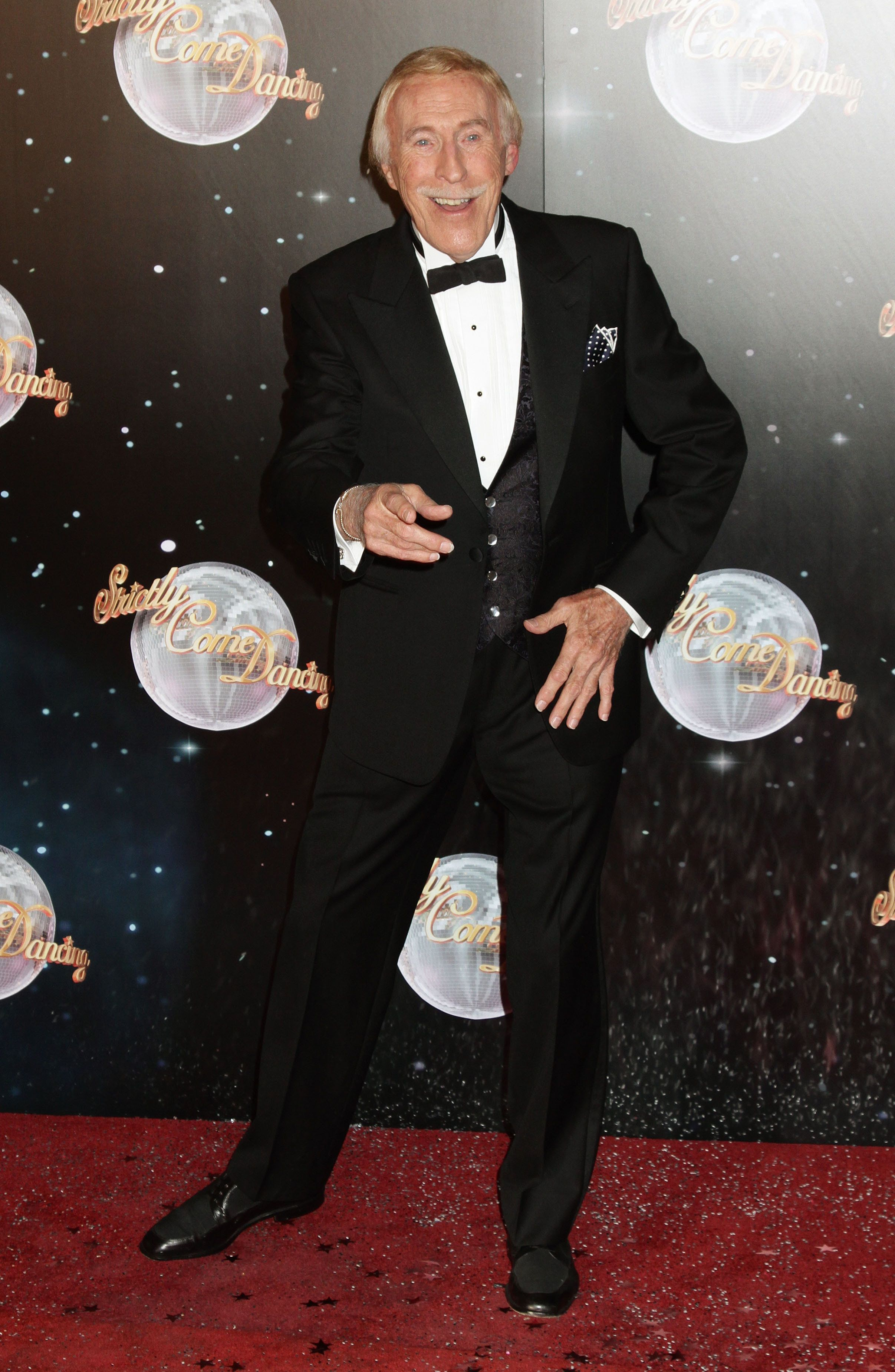 'Strictly Come Dancing' Pros Planning Fitting Bruce Forsyth Tribute On Launch