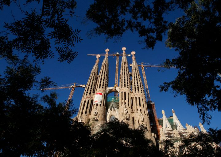 Mohamed Houli Chemlal told the court that the terror cell planned attacks on a much larger scale, including reportedly bombing the city's iconic Sagrada Família church