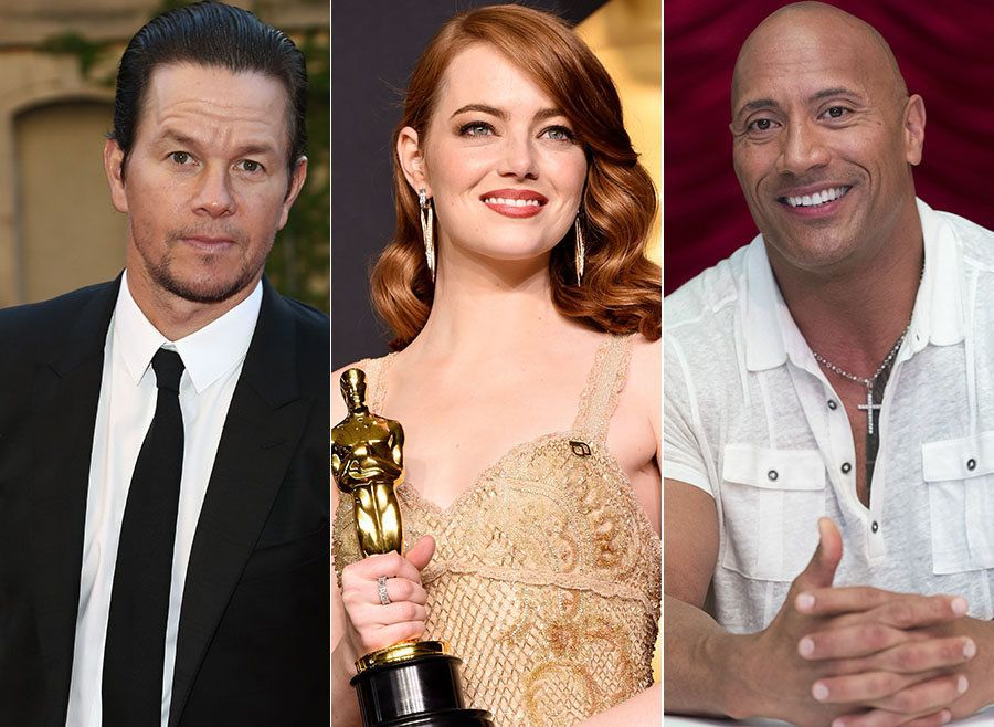 Forbes' List Of Highest-Paid Actors Proves The Fight To Close The Gender Pay Gap Is Far From