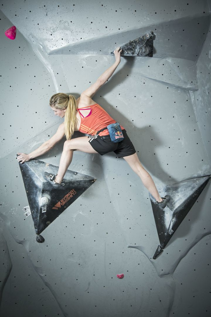 Fit Fix: Bouldering World Cup Champ Shauna Coxsey On How