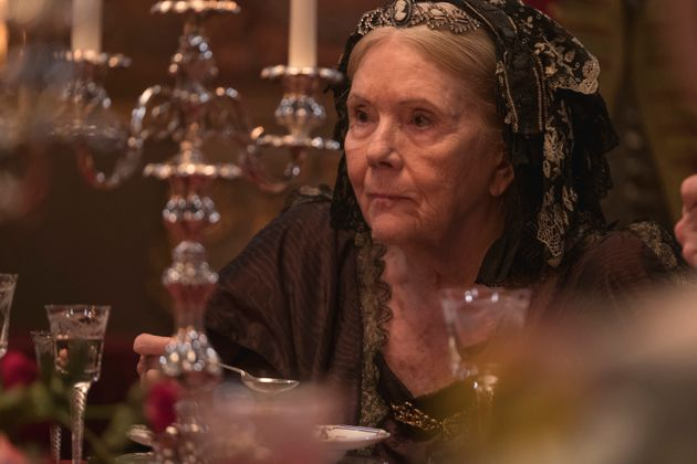 Dame Diana Rigg joins