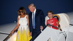 Melania Trump Thanks Chelsea Clinton For Defending Son