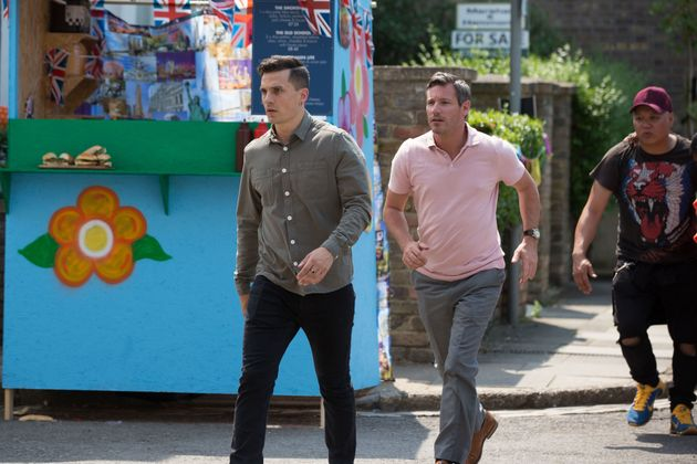 'EastEnders' Spoilers: New Pictures Of Explosion Drama Reveal Who Else