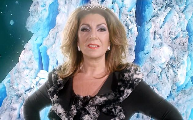Jane's rendition of 'Let It Go' was nothing short of