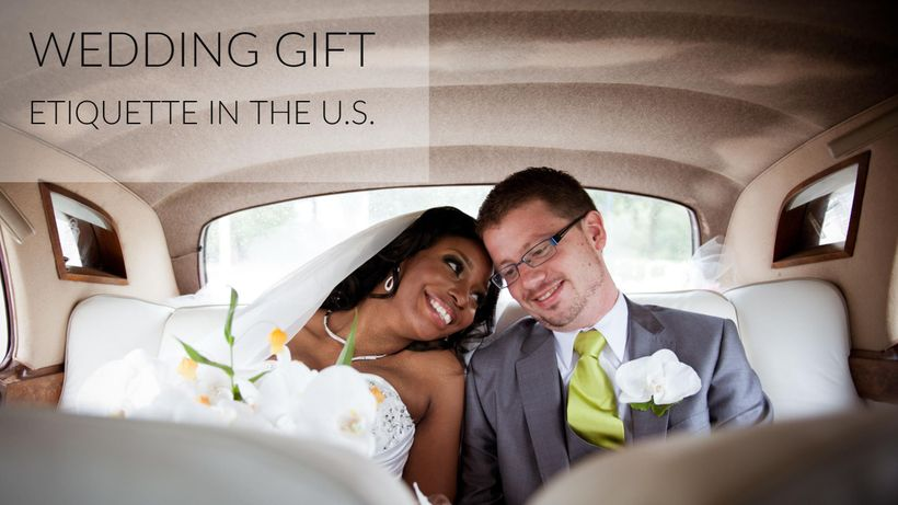 Wedding Gift Etiquette In The Us Huffpost