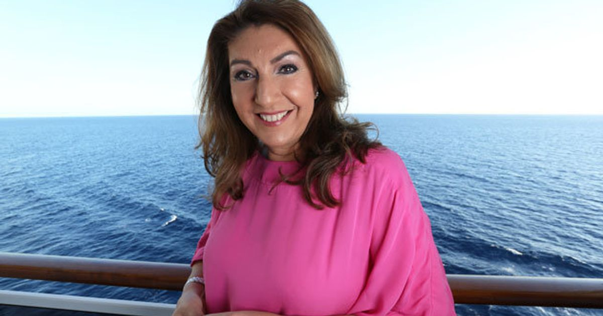 Jane McDonald Quits Channel 5 Cruising Show And No, We're Not OK