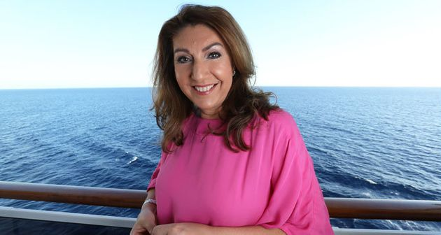 Jane McDonald Talks Getting Legless At Sea During Filming Of New Series Channel 5 Travel