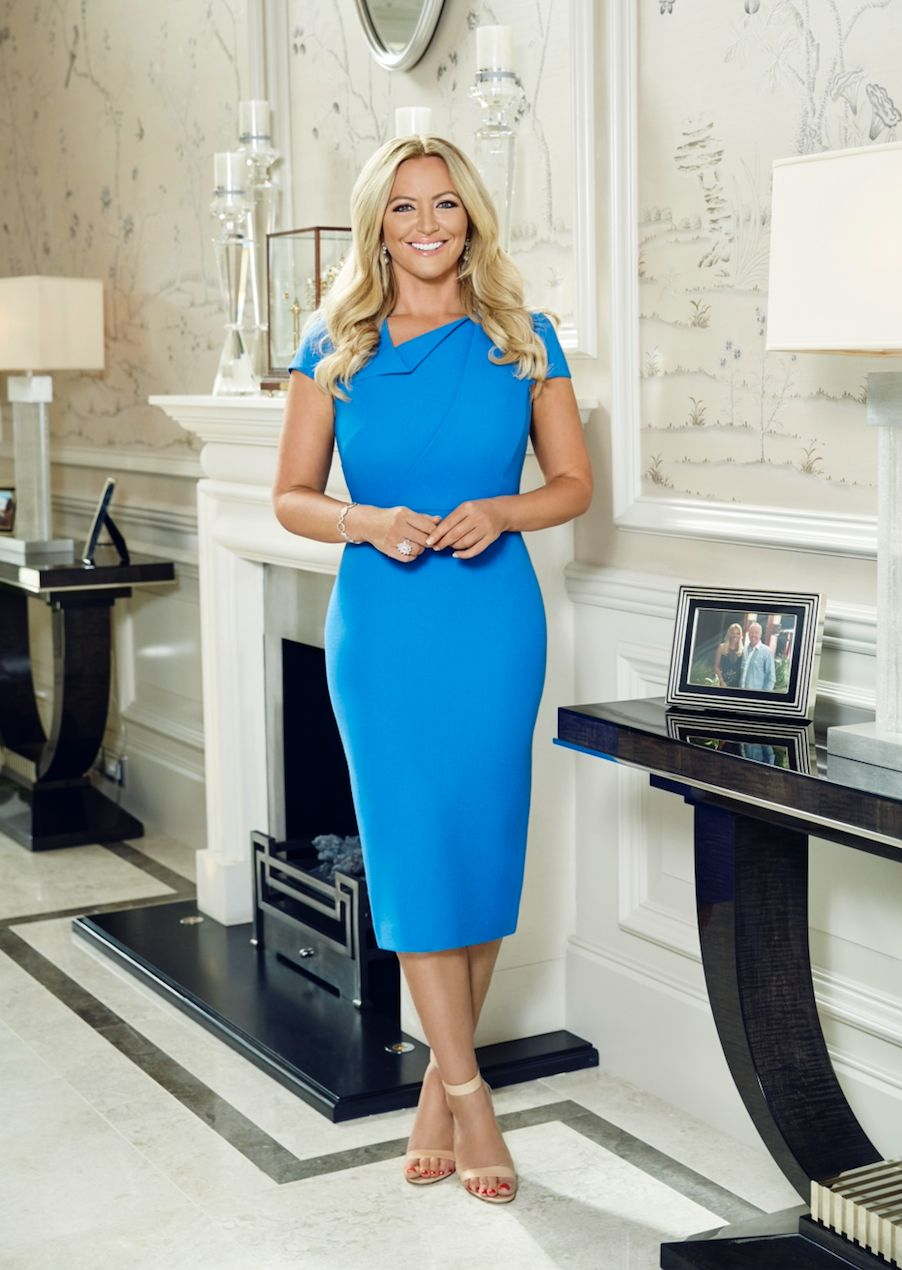 Entrepreneur Michelle Mone Tells Women In Businesses To 'Make No Excuses' And Push To The Top