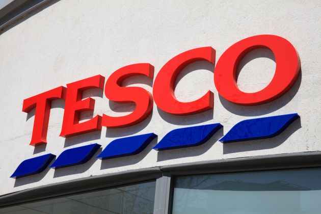 Tesco has been identified as Supermarket