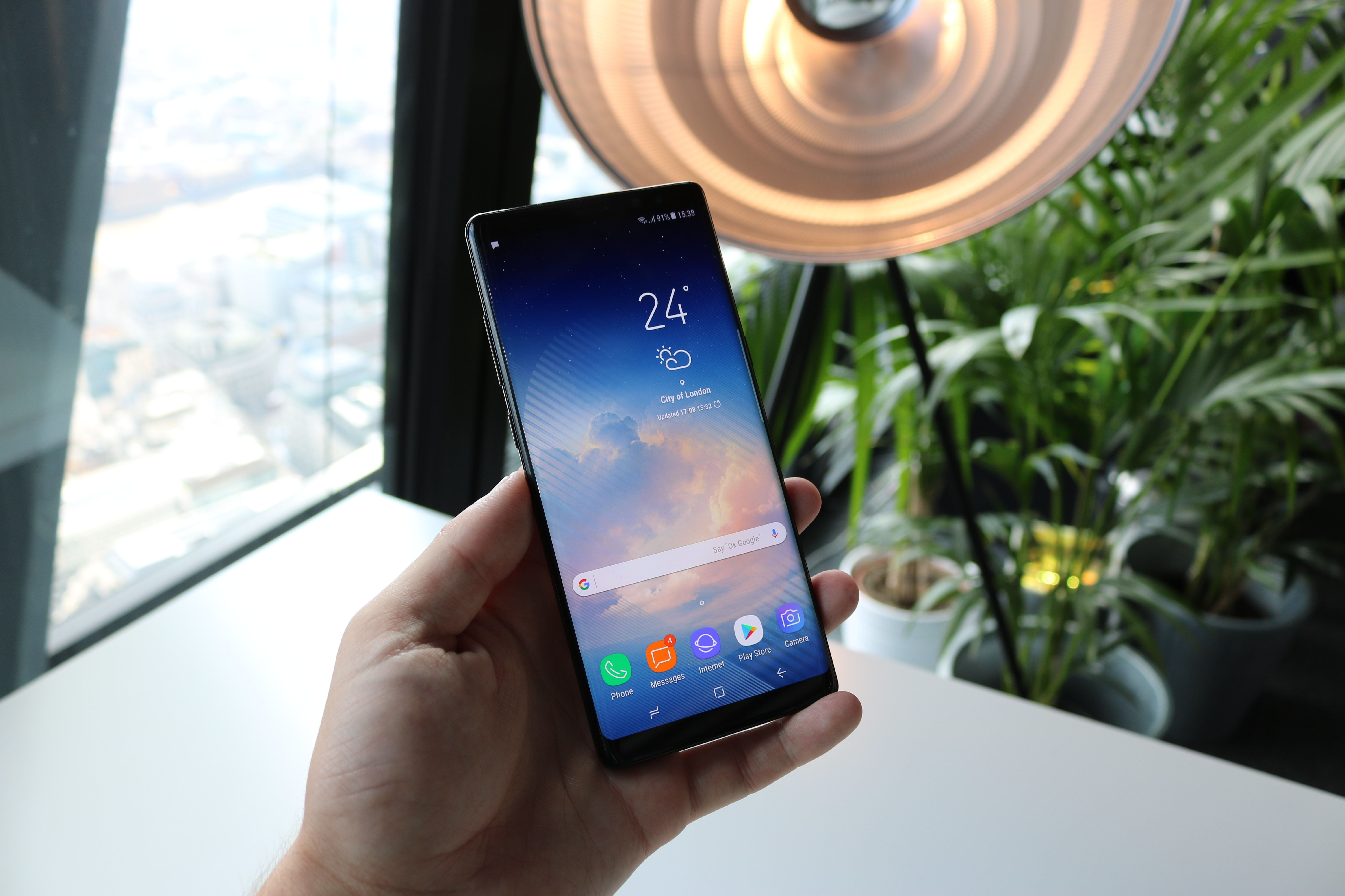 Samsung Galaxy Note 8 Unveiled: UK Price And Release Date