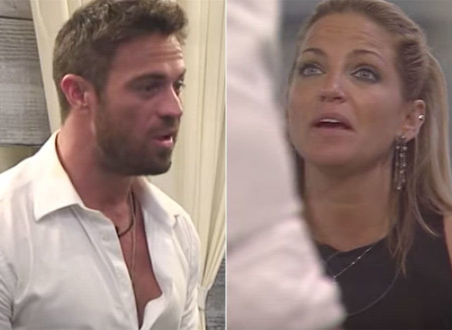 Sarah Harding And Chad Johnson In Row Over 'Capitalising' On Their
