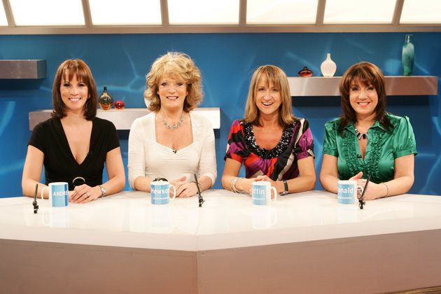 Jane was a 'Loose Woman' on-and-off from 2004 to